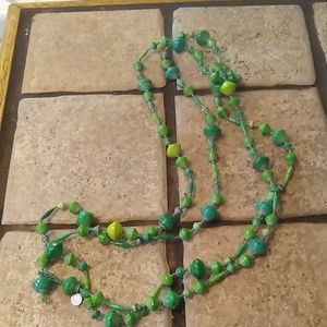 Jewelry - Bead for Life paper bead necklace